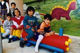 Children at play - photo: A. Gabriel
