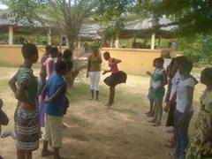 Making a living, Family Strengthening Programme Abomey-Calavi - photo: C. F. Ngo Biyack