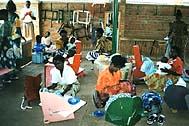 The rehabilitation clinics -<br>Photo: SOS Archives