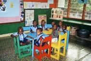 Children at SOS Kindergarten Monrovia (Photo: R. Wechselberger)