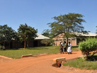 SOS Children's Villages' vocational training centre in Lilongwe, Malawi
