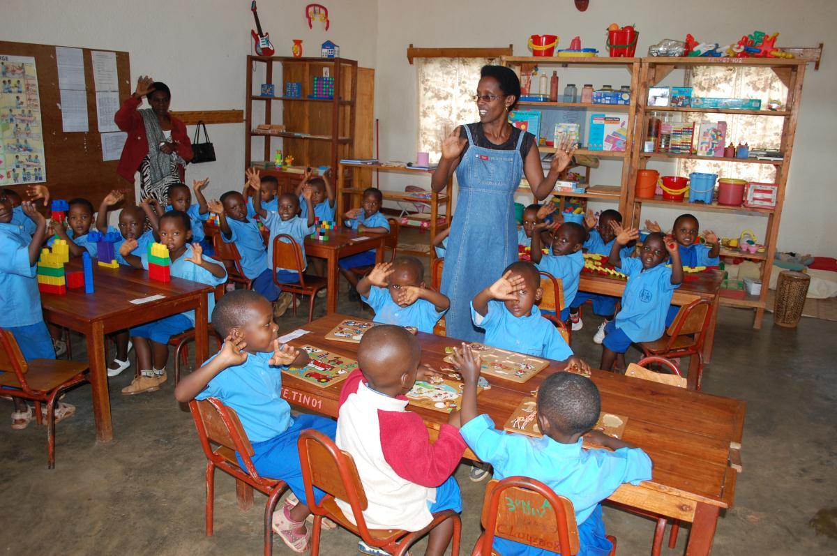 Gitega - SOS Children's Villages International