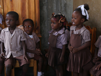 SOS Children's Villages supports community centre in Haiti