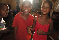 Children without parental care find a stable home in SOS families (photo: SOS archives).