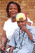 Mother and Child at SOS Children's Village Maputo (Photo: SOS Archives)