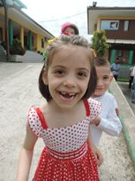 Children playing in SOS Children's Village Tirana - photo: B. Neeleman