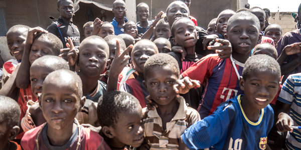 New beginnings for child beggars in Senegal and Mali - SOS ...