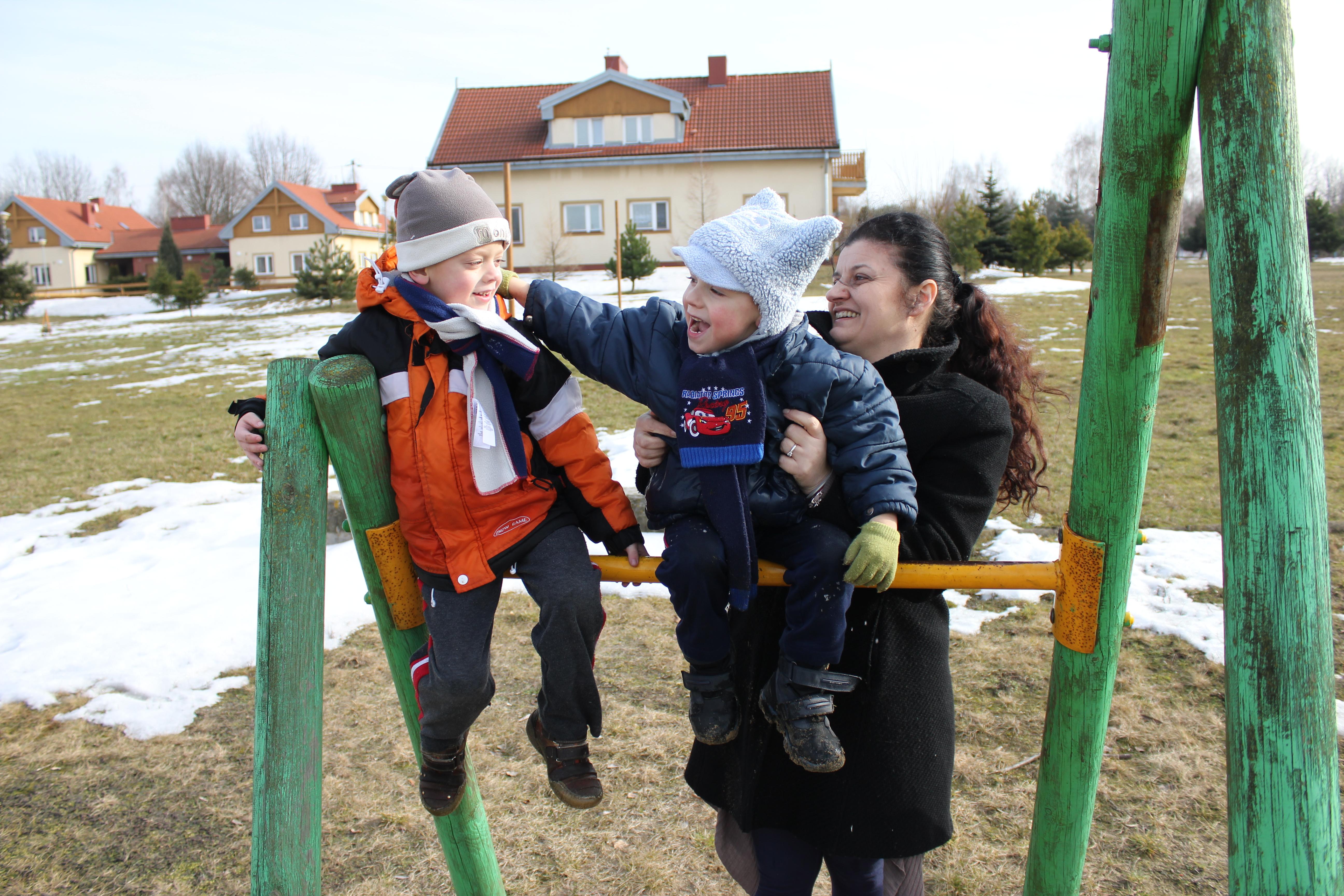 SOS Children's Village Siedlce
