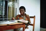 Youth from SOS Youth Facility Monrovia