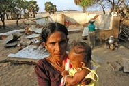 Facing the debris of existence (Akkampettai, India) - Photo: D. Sansoni
