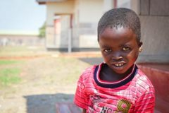 Children without parental care can grow up in SOS families in SOS Children's Village Chipata (photo: SOS archives).