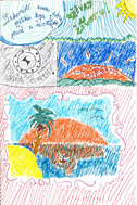 Vermina's memory book page