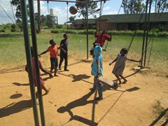 SOS Children's Villages provides a safe environment for children to grow up in (photo: SOS archives).