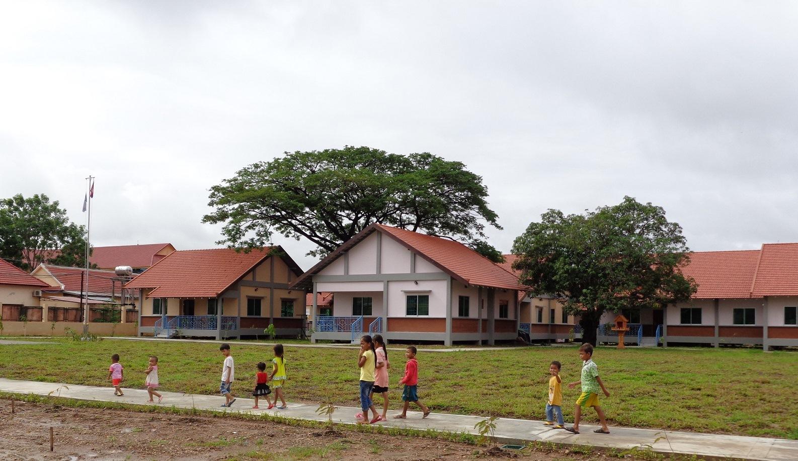 SOS Children's Village Kratie - SOS Children's Villages USA