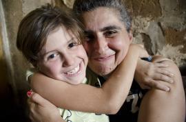 SOS Children's Villages helps families to create a loving home @ k. Iliveska