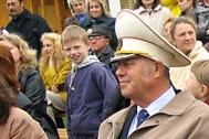 'Admiral Kutin' at the opening ceremony in Marina Gorka - Photo: M. Mägi
