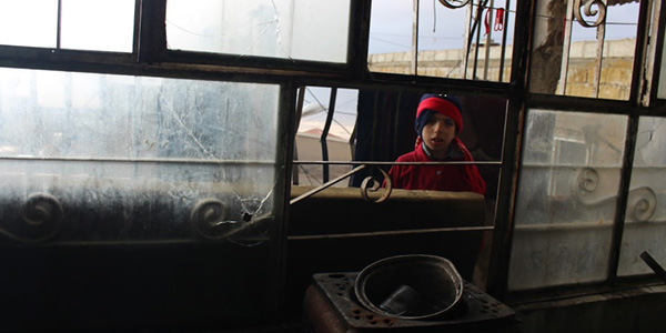 Children caught up in the Madaya siege are the most vulnerable group