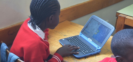 Open Space Literacy: Technology helps improve literacy