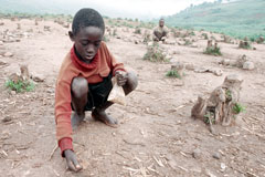 Rwanda 1994 - Photo: C. Sattlberger
