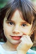 Child from Tapiola - Photo: M. Söderlund