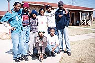 Acting towards open minds - HIV/AIDS Support Group - Photo: B. Dimbleby