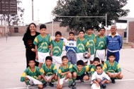 The SOS Children's Village Zárate has its own football team - Photo: SOS Archives