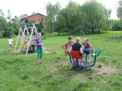 Children at SOS Children's Village Oryol-Lavrovo (photo: SOS archives)