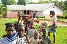 ABBA and SOS Children's Village