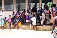 Refugees at SOS Children's Village Monrovia - Photo: SOS Archives