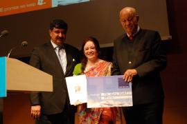 Hermann Gmeiner Award winner 2012
