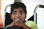 One of the 48 inhabitants of the SOS Children's Village - Photo: K. Snozzi