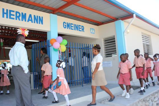 More schools for children in Haiti - SOS Children's Villages