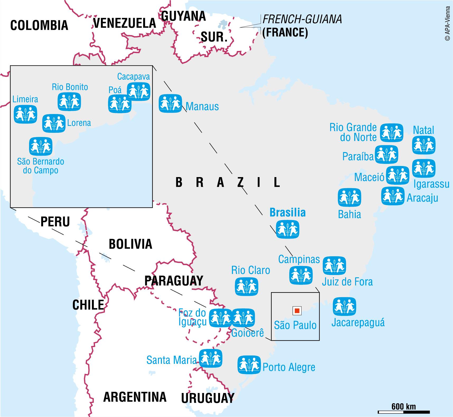 Brazil SOS Childrens Villages International