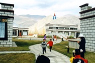 In the SOS Children's Village in Lhasa - Photo: SOS Archives