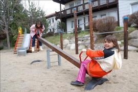 Having fun, SOS Children's Village Dren - photo: Katerina Ilievska