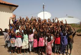 BT and SOS Children's Villages connecting up to 700,000 people in Africa© SOS Archives