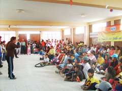 Family committees are formed with the help of SOS Children's Villages - Photo: SOS Archives