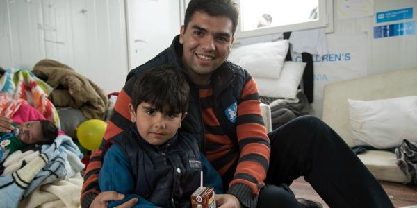 A quiet plea for humanity from an SOS volunteer - SOS