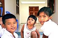 First inhabitants in Phnom Penh - Photo: SOS Archives