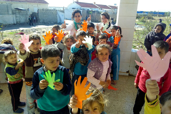 A steady presence to help families in Syria and beyond ...