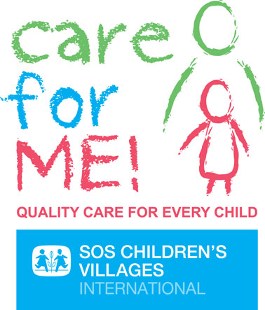 Human Rights Day Children cry Care for Me! SOS Children's Villages  says improve the quality of alternative care now