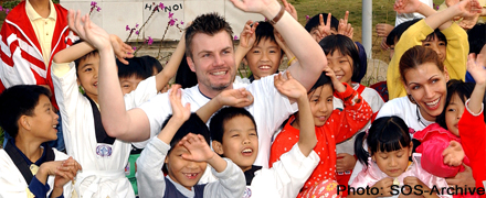 Thomas Helmer visiting Vietnam