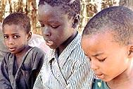 Children from Ziguinchor - Photo: C. Sattlberger