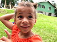 At SOS Children's Village Poá near São Paulo - Photo: SOS Archives