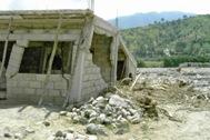 Destroyed house in Motozintla/Mexico - Photo: R. R. Martínez