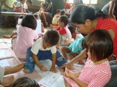 SOS Children's Villages nurturing a love of learning © SOS Archives