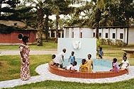 Still calm at the SOS Children's Village Abobo-Gare - Photo: A. Gabriel