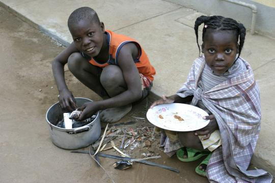 Image result for images of the poor in mozambique