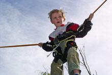Boy from SOS Children's Village Keila... another Emil of Maple Hills? - Photo: M. Mägi