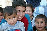 Siblings from SOS Children's Village Bethlehem - Photo: SOS Archives
